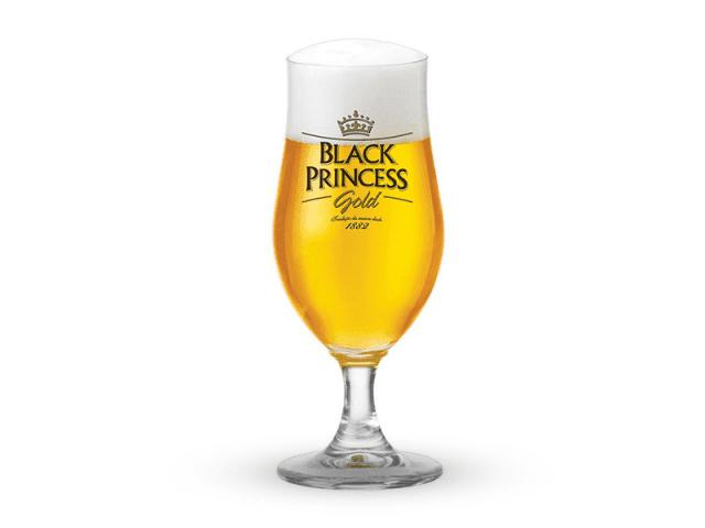 Taça Black Princess Gold