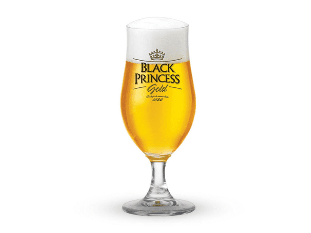Taça Black Princess Gold