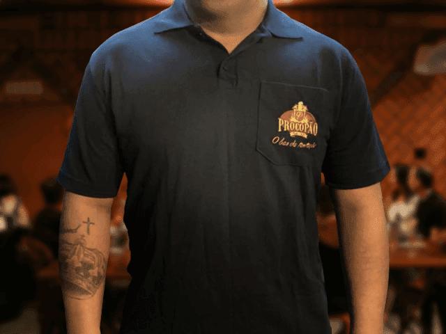 Camisa Polo Clube Cervejeiro