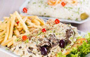 Foto do Bumba Meu Boi, prato que faz parte do Cardápio do Procopão