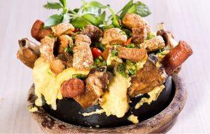 Foto do prato Jabá de Jagunço, prato que faz parte do Cardápio do Procopão