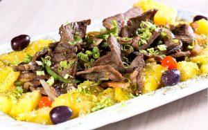 Foto do Jequitinhonha, prato que faz parte do Cardápio do Procopão